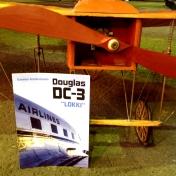 "Douglas DC-3 ""Lokki"" -julkaisu"
