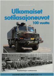 Ulkomaiset sotilasajoneuvot 100 vuotta