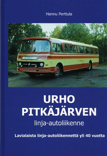 Urho pitk j rven linja autoliikenne trafiikki for Linja 40 mobilia