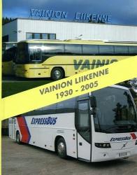 Vainion liikenne 1930 2005 trafiikki for Linja 40 mobilia