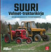 Suuri Valmet - Traktorikirja
