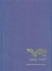 VR Valtionrautatiet 1962 - 1987