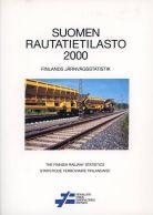 Vanha rautatiekirjallisuus: Suomen rautatietilasto 2000