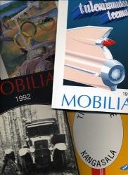 Mobilian vuosikirjapaketti 1992–1995